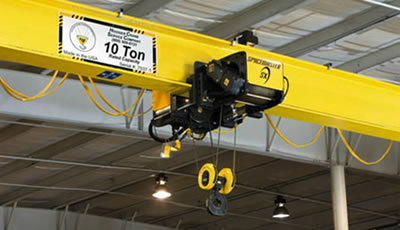 overhead electric hoist