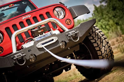 The Best Off Road Winch For The Money Reviewed | Winches Direct