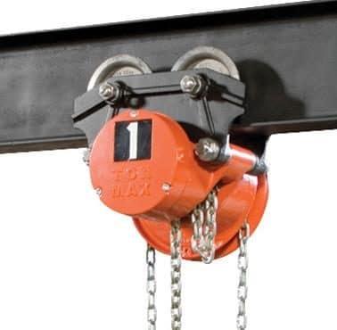 manual chain falls